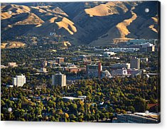 University Of Utah Campus Acrylic Print