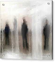 The Unknown Acrylic Print by Rc Rcd