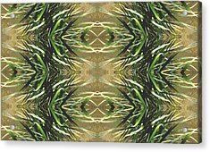 Unnatural 16 Acrylic Print by Giovanni Cafagna