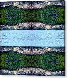 Unnatural 76 Acrylic Print