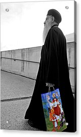 Unorthodox Shopping Bag Acrylic Print