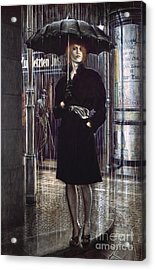 Unsere Frau IIi  Acrylic Print