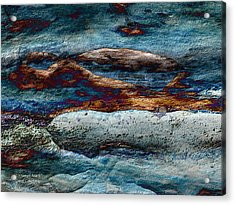 Untamed Sea 2 Acrylic Print