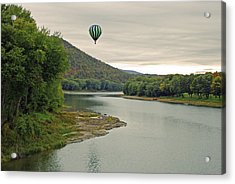Untethered Acrylic Print by Jim Cook