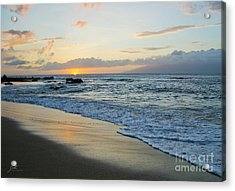 Acrylic Print featuring the photograph Until Tomorrow by Suzette Kallen