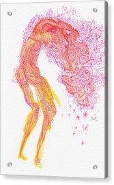Untitled - #ss14dw083 Acrylic Print by Satomi Sugimoto