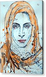 Untitled 10 Acrylic Print by Ismeta Gruenwald