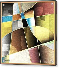 Untitled 332 Acrylic Print by Nedunseralathan R