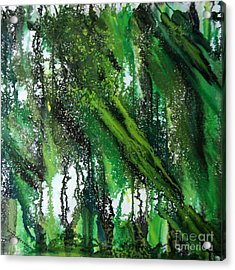 Forest Of Duars Acrylic Print