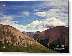 Acrylic Print featuring the photograph Untitled 5 by Devin  Cogger