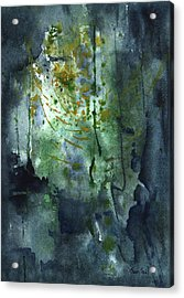 Untitled Abstract 128-13 Acrylic Print by Sean Seal