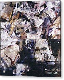 Untitled I '90 Acrylic Print