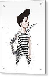 untitled II Acrylic Print by Balazs Solti