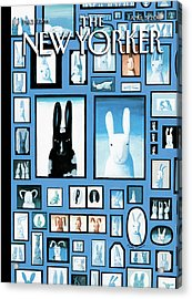 New Yorker April 5th, 2010 Acrylic Print