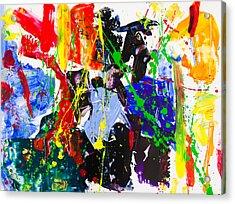 Untitled Number Twenty Three Acrylic Print