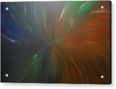 Untitled Painting 8 Acrylic Print by Drew Shourd