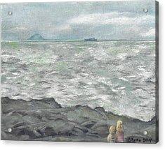 Untitled Seascape Acrylic Print