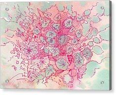 Untitled - #ss13dw040 Acrylic Print by Satomi Sugimoto