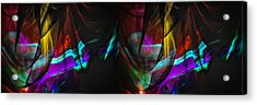 Untitled Title Acrylic Print by Dennis James