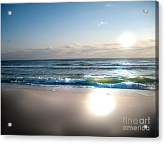 Untouched Acrylic Print by Jeffery Fagan