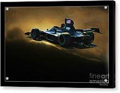 Uop Shadow F1 Car Acrylic Print