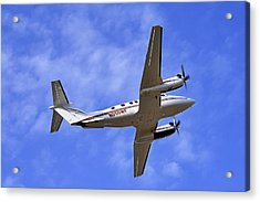 Up And Away Acrylic Print by Jason Politte