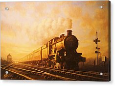 Up Express To Paddington Acrylic Print