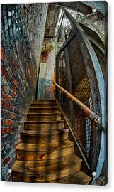 Up To Something Good Acrylic Print by Susan Candelario