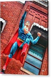 Up Up And Away Acrylic Print by Jame Hayes
