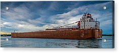 Upbound At Mission Point 2 Acrylic Print by Gales Of November