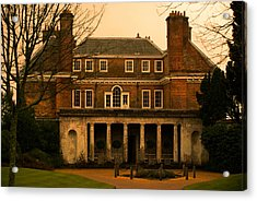 Uppark House Acrylic Print by Tracey Beer