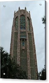 Upper Bok Tower Acrylic Print