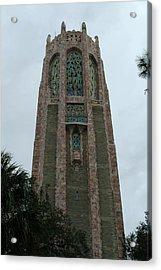 Upper Bok Tower Acrylic Print