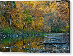 Upper Buffalo River Acrylic Print