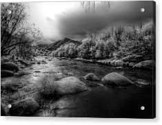 Upper Kern River Acrylic Print