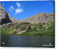 Upper Lake Acrylic Print