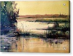 Upper Penninsula Marsh Acrylic Print