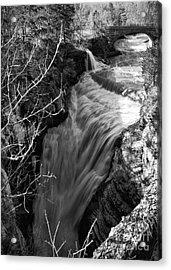 Upper Taughannock Acrylic Print