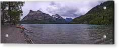 Upper Waterton Lake Acrylic Print