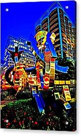 Urban Art Acrylic Print