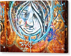 Urban Art Acrylic Print by Scott Pellegrin