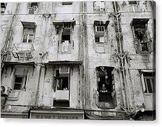 Urban Bombay Acrylic Print
