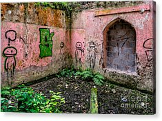 Urban Exploration Acrylic Print