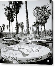 Urban Graffiti  Acrylic Print