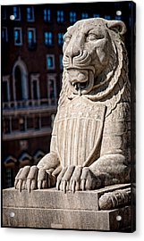 Urban King Acrylic Print