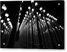 Urban Lights       Acrylic Print by Art K