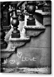Urban Love Acrylic Print