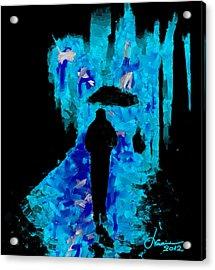 Urban Nights Tnm Acrylic Print