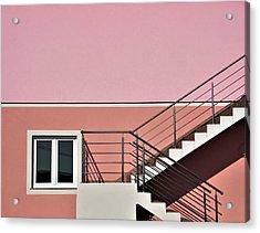 Urban Texture  - Croatia Acrylic Print
