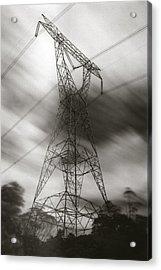 Urban Totem Acrylic Print
